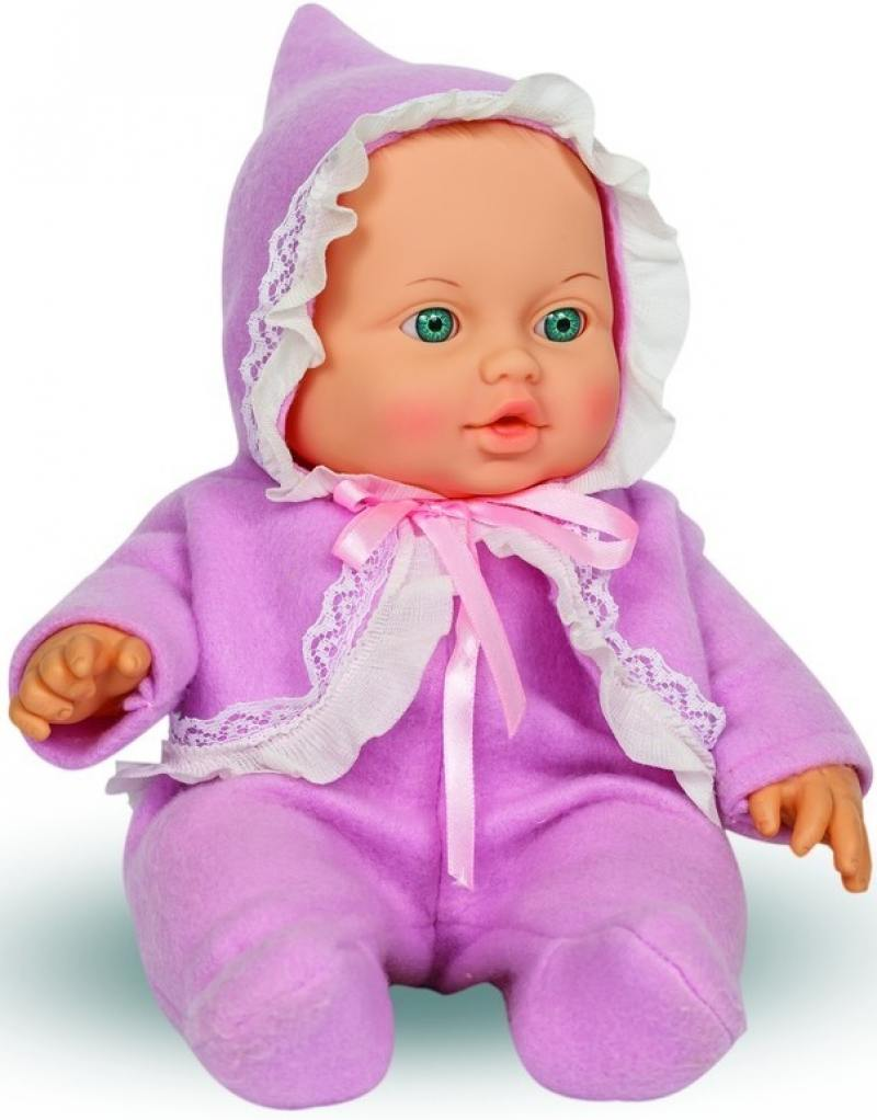 цены Кукла ВЕСНА Малышка 1 нов.упак, 30 см.