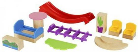 Игровой набор Brio мебели и аксесс-в для виллы,10эл.,26х5х10см,кор. игровой набор brio детская площадка 4 предмета