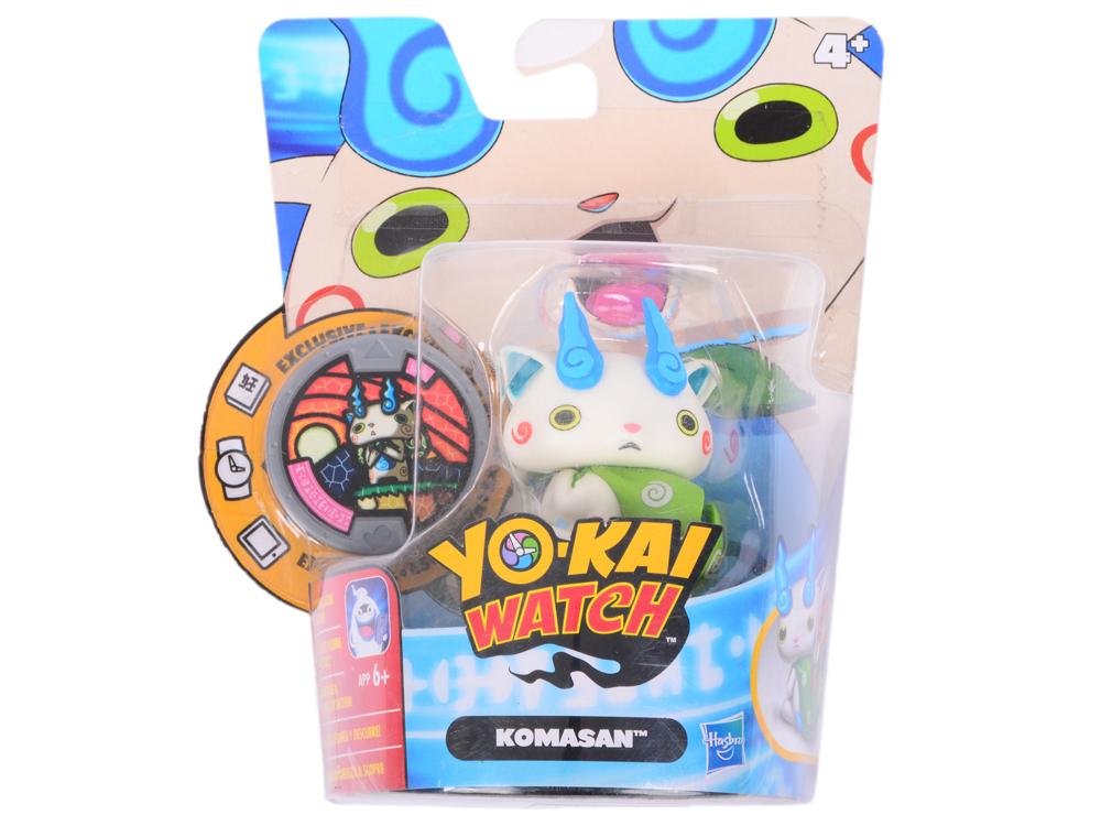 Фигурка Hasbro Yokai Watch: Фигурка с медалью 5010994978105 фигурка hasbro модные близнецы