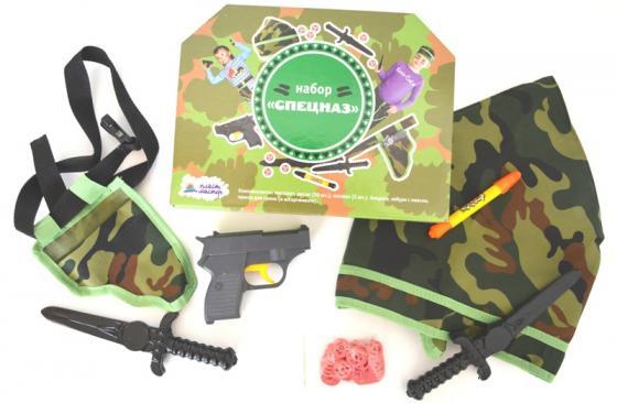 Игровой набор ПЛЕЙДОРАДО Спецназ 22165 набор посуды плейдорадо для чаепития 22016