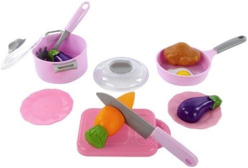 Набор посуды Mary Poppins Учимся готовить 453033 рюкзак mary poppins принцесса