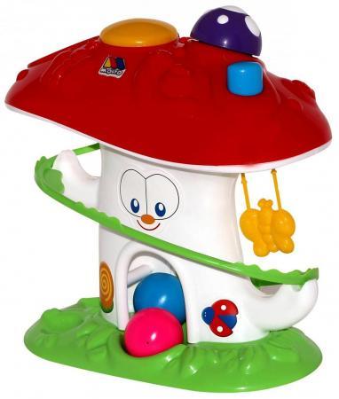 Развивающая игрушка ПОЛЕСЬЕ Забавный гриб 47892 игрушка полесье корабль чайка 36964