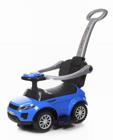Baby Care, Каталка детская Sport car Синий (Blue) каталка baby care cute car blue