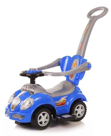 Baby Care, Каталка детская Cute Car Синий (Blue) каталка baby care cute car blue