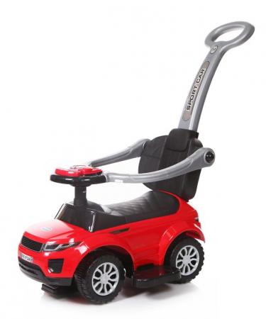 Baby Care, Каталка детская Sport car Красный (Red) каталка baby care cute car blue
