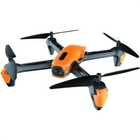 1toy GYRO-Hawk Eye квадрокоптер 2,4GHz с Wi-Fi камерой 480p, Headless Mode, управление со смартфона цена