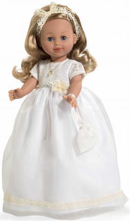 Arias ELEGANCE кукла винил 42 см., в одежде с аксессуаром, светлые волосы, в кор. с окошком 25,5*1 цена