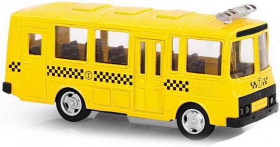 Play Smart 1:61 инерционный металлический автобус(заказной) 15,5x6x7,65см самосвал play smart автопарк инерционный со светозвуковыми эффектами р41438