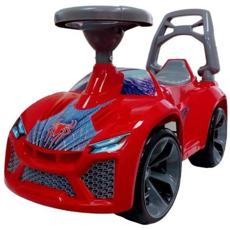 Каталка-машинка RT Ламбо пластик от 10 месяцев на колесах красный ОР021 каталка машинка kiddieland волшебная принцесса пластик от 18 месяцев на колесах розовый kid 043935veg