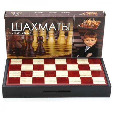 ШАХМАТЫ МАГНИТНЫЕ ИГРАЕМ ВМЕСТЕ 3-В-1 (ШАХМАТЫ, ШАШКИ, НАРДЫ) 9831 В КОР. 25*13*3,5СМ в кор.4*12шт игра spin master 3 в 1 шашки шахматы нарды 6038107