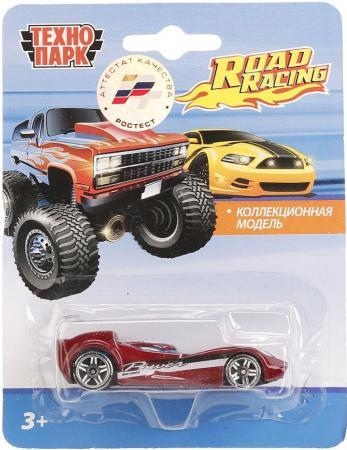 тюбинги r toys 118 см Автомобиль Технопарк СПОРТКАР красный 1605I087-R