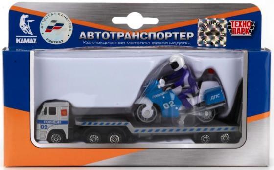 Камаз Технопарк КАМАЗ белый SB-16-64WB технопарк автомобиль камаз автоспорт