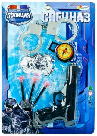 Игровой набор ИГРАЕМ ВМЕСТЕ Спецназ 7 предметов игровой набор играем вместе доктор айболит