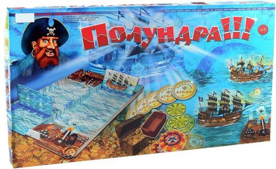 Фото - ИГРА НАСТОЛЬНАЯ ПОЛУНДРА в кор.10шт игра настольная пираты в кор 10шт