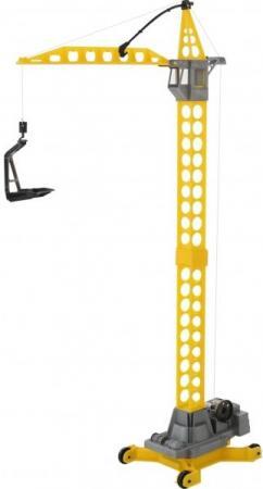 БАШЕННЫЙ КРАН АГАТ НА КОЛЕСИКАХ БОЛЬШОЙ (В ПАК.) в кор.4шт игрушка полесье агат 56429