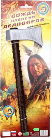 Пластмасса-Детство (СВСД) топор свсд вождь племени делаваров 5191