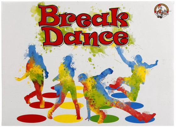 Спортивная игра для вечеринки Тридевятое царство break dance