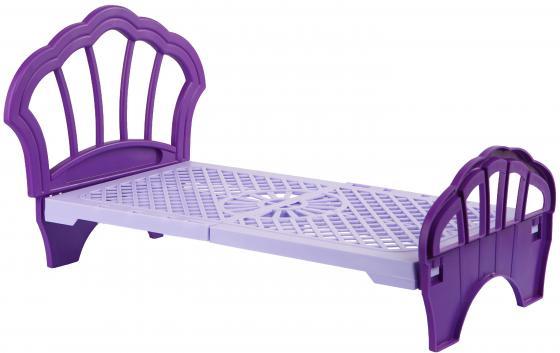 Кроватка для кукол Огонек Лира С-112 цены