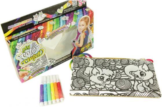Набор для творчества Данко Тойс «My Color Clutch» Кошки и клубочки CCL-02-05