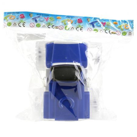 Инерционная машинка Shantou Gepai МАШИНА синий B1493217 цена