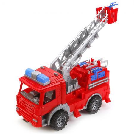 Пожарная машина Нордпласт ПОЖАРНАЯ МАШИНА красный 203 цена