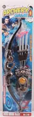 Набор оружия (лук+аксесс.) LW80E в кор. в кор.2*84шт набор оружия лук аксесс в кор в кор 2 24шт