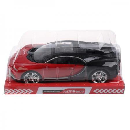 Машина инерц. цвет в ассорт. 3700-82P в пласт. в кор.2*48шт цена 2017