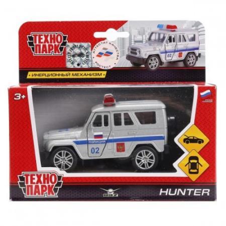 цены на Полиция Shantou Gepai UAZ HUNTER белый SB-16-68-P-WB  в интернет-магазинах