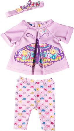 Одежда для кукол Zapf Creation Baby born - Удобная одежда для дома 823545