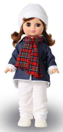 Кукла Весна Герда 13 озвуч. В2973/о весна кукла озвученная герда цвет платья желтый синий