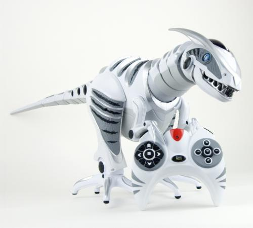 Купить Робот электронный WOWWEE Робот Робораптор 77 см двигающийся 8095, Woodland, Игрушки