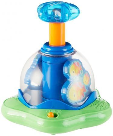 Купить Юла Bright Starts Волшебная вертушка, со светом 10042, Игрушки