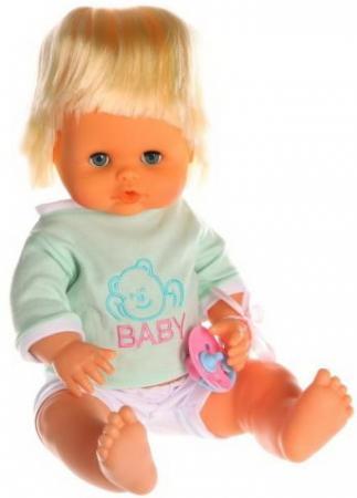 Пупс Наша Игрушка Baby Toby 36 см писающая пьющая говорящая toby keith sudbury