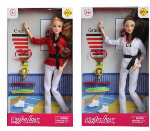Кукла DEFA LUCY 8371 шарнирная цена и фото