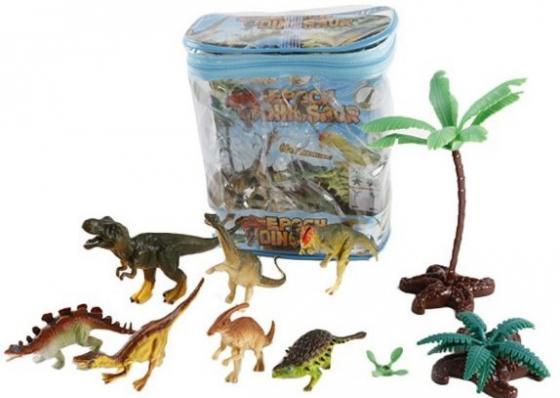 Набор фигурок Shantou Gepai Динозавры цены