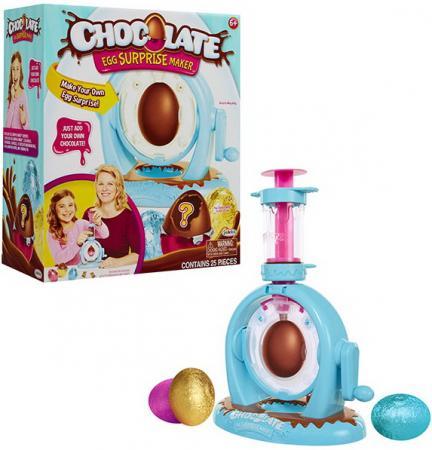 Набор для изготовления шоколадного яйца JAKKS от 8 лет подвижная модель куклы hasbro jakks