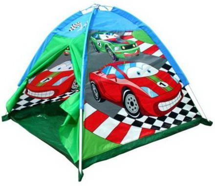 """Игровой домик - палатка best toys """"Машина"""" разноцветный"""