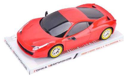 Инерционная машинка best toys T329-D3109 красный pioneer toys машинка street machine sport цвет красный