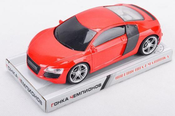 Инерционная машинка best toys T328-D3098 красный pioneer toys машинка street machine sport цвет красный