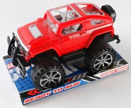 Инерционная машинка best toys 1536331 красный pioneer toys машинка street machine sport цвет красный