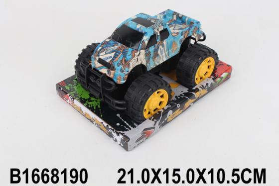 Инерционная машинка best toys Машинка разноцветный