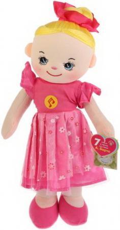 Игрушка мягкая БАРТО А. кукла 40см озвуч. руссифиц. 5 песен и 2 стих. Мульти-пульти в пак в кор.36шт BAC6981-RU кукла наша игрушка кукла 35 см мягкая