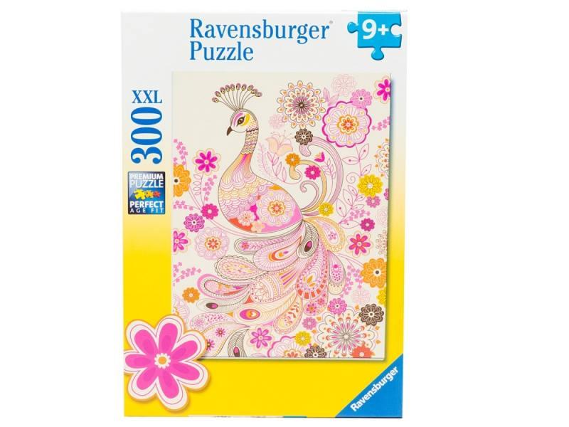 Пазл 300 элементов Ravensburger Жар-птица 13172 ravensburger настольная игра ravensburger лас вегас