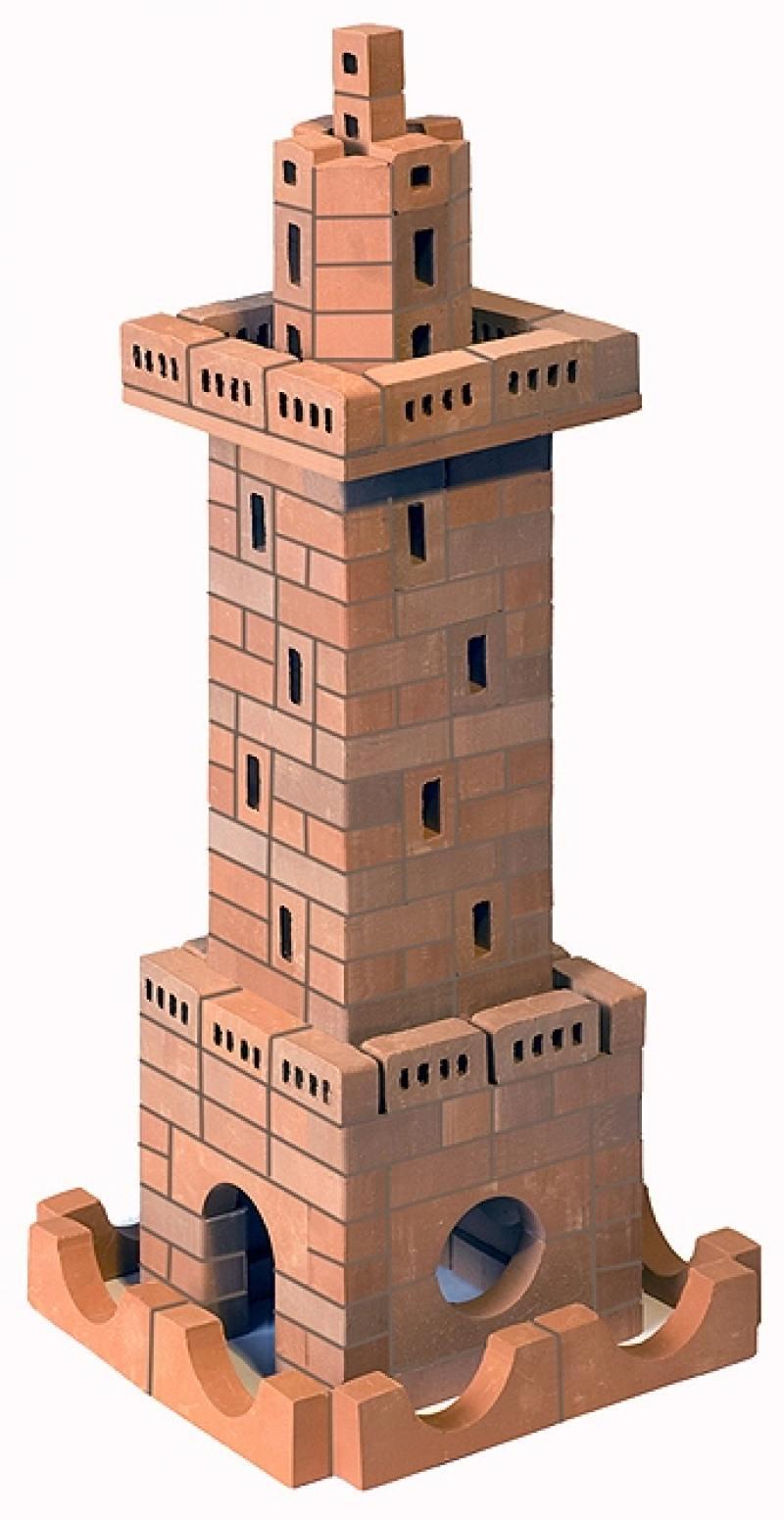 Конструктор Brickmaster Маяк 230 элементов 203 конструктор brickmaster кремль 136 элементов 208