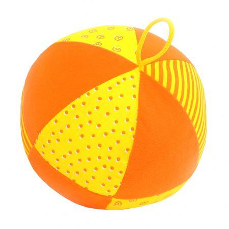 цена на Развивающая игрушка МЯКИШИ Веселый мячик