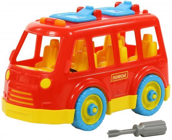 Фото - Полесье полесье набор игрушек для песочницы 468 цвет в ассортименте