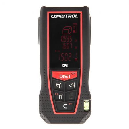 Дальномер CONDTROL XP2 лазерный 0.05-70м +/- 1.5мм дальномер лазерный condtrol x1 lite 30м