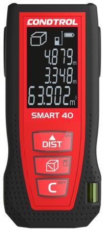 цена на Дальномер CONDTROL SMART 40 лазерный ± 1.5мм 2хААА