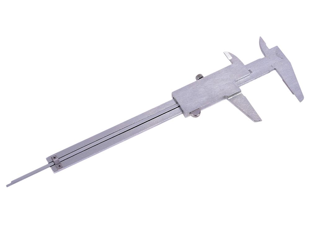 Штангенциркуль ШЦ-150 с глубинометром Вихрь 73/11/2/1