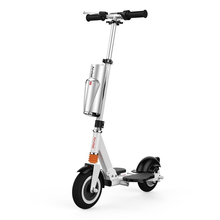 Электросамокат Airwheel Z3 белый цена